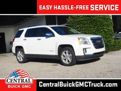 2017 GMC Terrain for sale at Central Buick GMC in Winter Haven FL