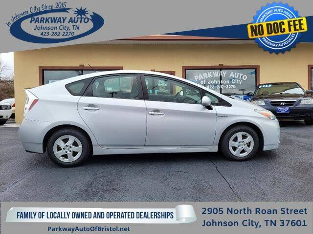 2010 Toyota Prius for sale at PARKWAY AUTO SALES OF BRISTOL - PARKWAY AUTO JOHNSON CITY in Johnson City TN