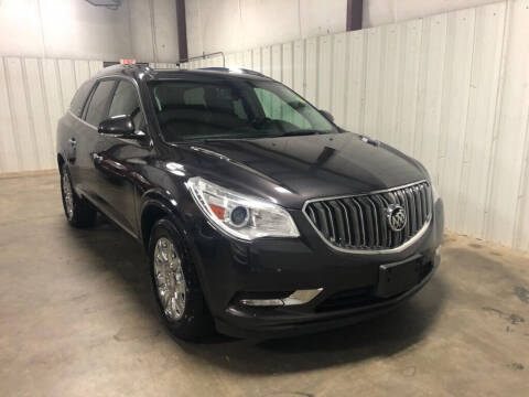 2015 Buick Enclave for sale at Matt Jones Motorsports in Cartersville GA