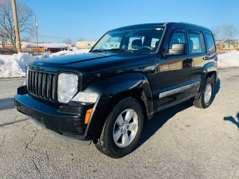 2011 Jeep Liberty for sale at Capri Auto Works in Allentown PA
