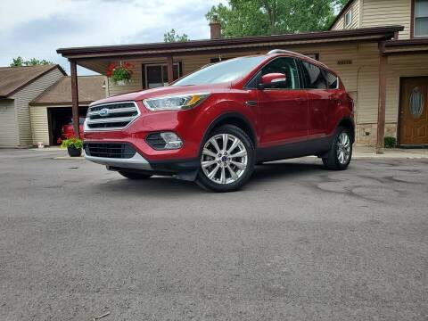 2017 Ford Escape for sale at BIG #1 INC in Brownstown MI