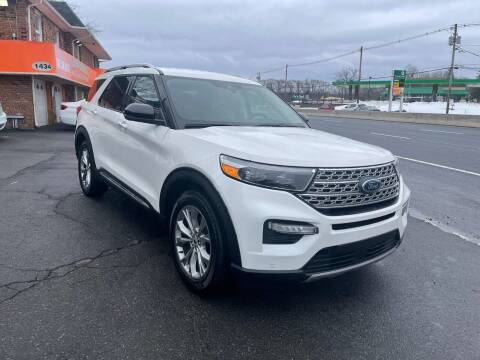 2020 Ford Explorer for sale at Bloomingdale Auto Group - The Car House in Butler NJ