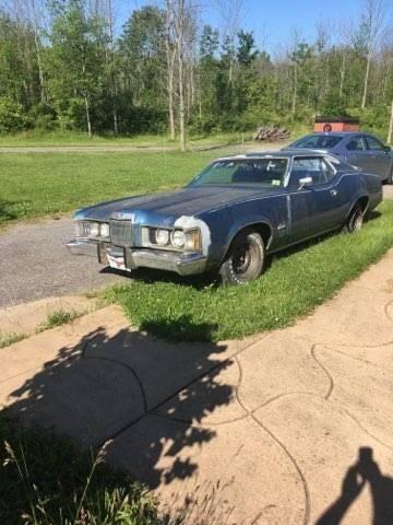 1975 Mercury Cougar for sale in Cadillac, MI