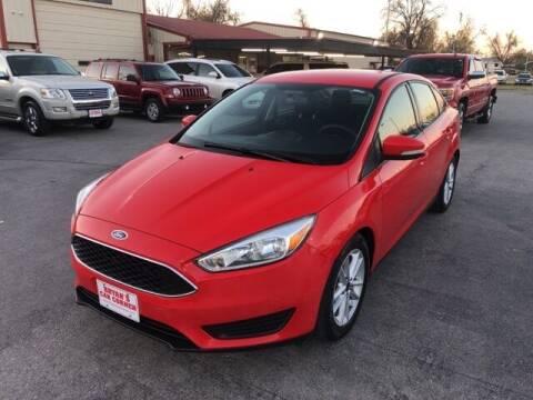 2015 Ford Focus for sale at Bryans Car Corner in Chickasha OK
