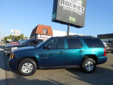 2007 GMC Yukon for sale at Rocket Car sales in Covina CA