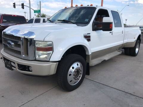 2008 Ford F-450 Super Duty for sale at Town and Country Motors in Mesa AZ