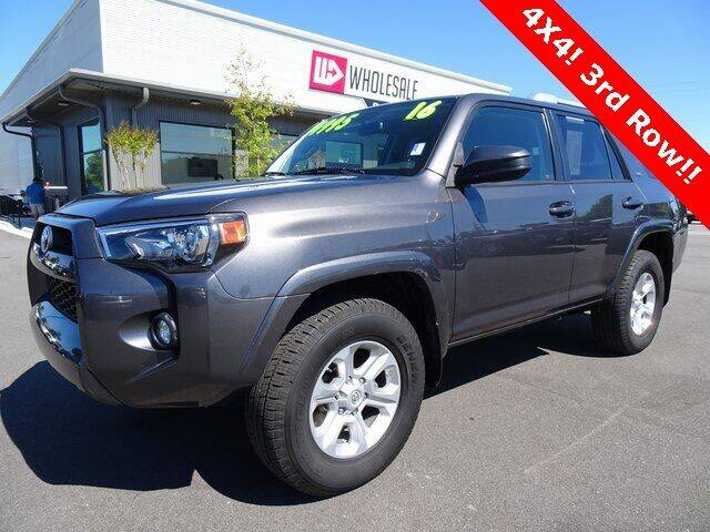 2016 Toyota 4Runner for sale at Wholesale Direct in Wilmington NC