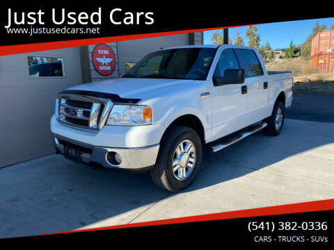 2008 Ford F-150 for sale at Just Used Cars in Bend OR