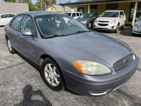 2006 Ford Taurus for sale at speedy auto sales in Indianapolis IN