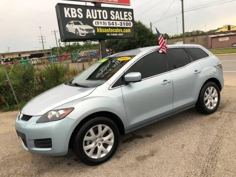 2007 Mazda CX-7 for sale at KBS Auto Sales in Cincinnati OH