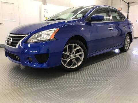 2013 Nissan Sentra for sale at TOWNE AUTO BROKERS in Virginia Beach VA