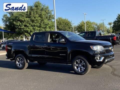 2015 Chevrolet Colorado for sale at Sands Chevrolet in Surprise AZ