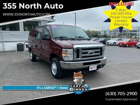 2009 Ford E-Series Cargo for sale at 355 North Auto in Lombard IL