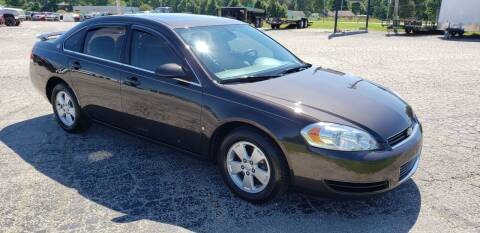 2008 Chevrolet Impala for sale at Adams Enterprises in Knightstown IN