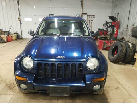 2004 Jeep Liberty for sale at Craig Auto Sales in Omro WI