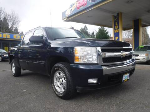 2007 Chevrolet Silverado 1500 for sale at Brooks Motor Company, Inc in Milwaukie OR