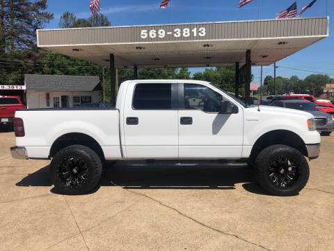 2005 Ford F-150 for sale at BOB SMITH AUTO SALES in Mineola TX