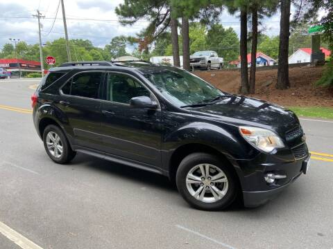 2015 Chevrolet Equinox for sale at THE AUTO FINDERS in Durham NC
