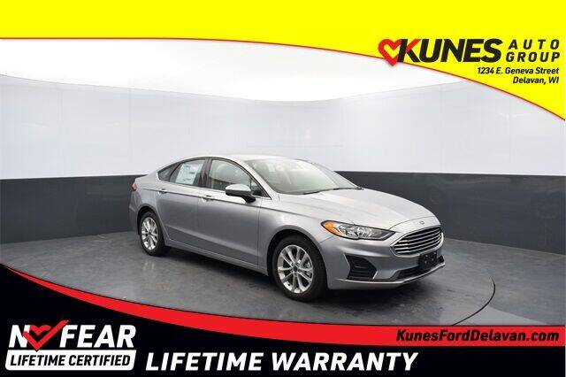 2020 Ford Fusion Hybrid for sale in Delavan, WI