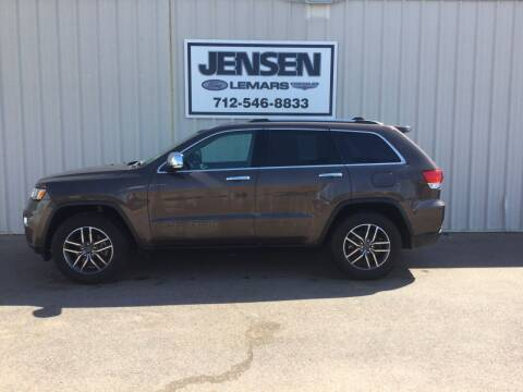 2019 Jeep Grand Cherokee for sale at Jensen's Dealerships in Sioux City IA