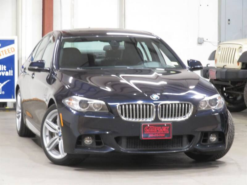 2014 BMW 5 Series for sale at CarPlex in Manassas VA