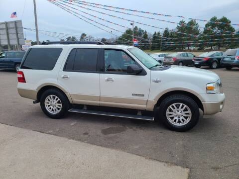 2008 Ford Expedition for sale at Rum River Auto Sales in Cambridge MN