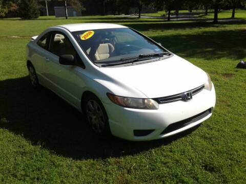 2008 Honda Civic for sale at ELIAS AUTO SALES in Allentown PA