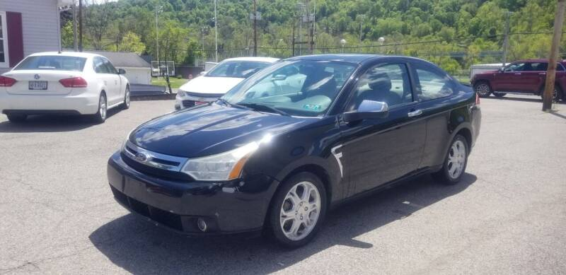 2008 Ford Focus for sale at Steel River Auto in Bridgeport OH