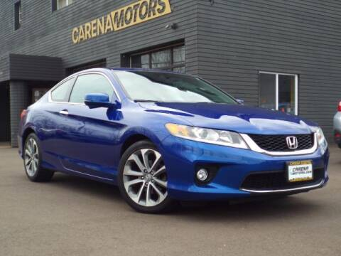 2014 Honda Accord for sale at Carena Motors in Twinsburg OH