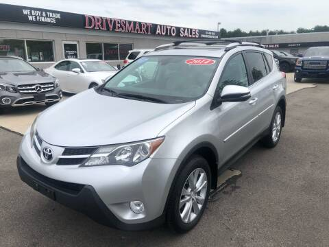 2014 Toyota RAV4 for sale at DriveSmart Auto Sales in West Chester OH