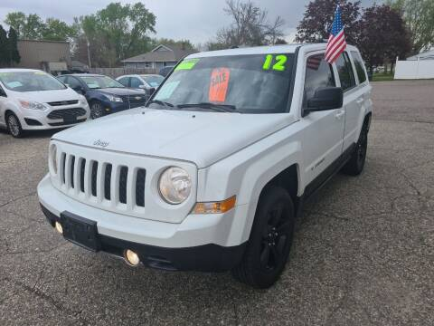 2012 Jeep Patriot for sale at River Motors in Portage WI