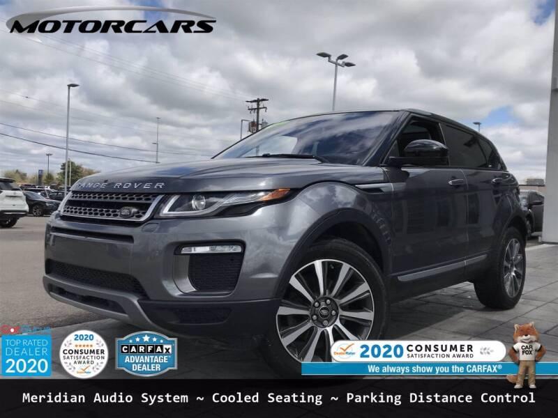 2017 Land Rover Range Rover Evoque for sale in Kalamazoo, MI