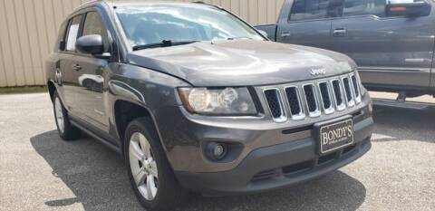 2016 Jeep Compass for sale at Yep Cars in Dothan AL