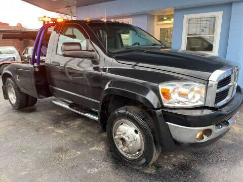 2008 Dodge RAM 4500 for sale at Kellis Auto Sales in Columbus OH