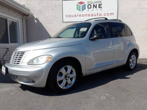 2003 Chrysler PT Cruiser for sale at SQUARE ONE AUTO LLC in Murray UT