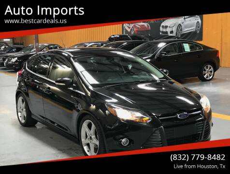 2014 Ford Focus for sale at Auto Imports in Houston TX
