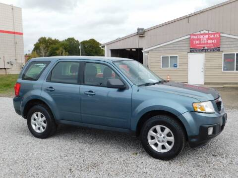 2010 Mazda Tribute for sale at Macrocar Sales Inc in Akron OH