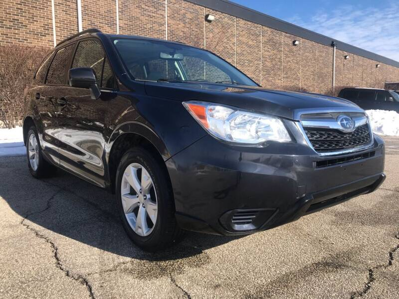 2016 Subaru Forester for sale at Classic Motor Group in Cleveland OH