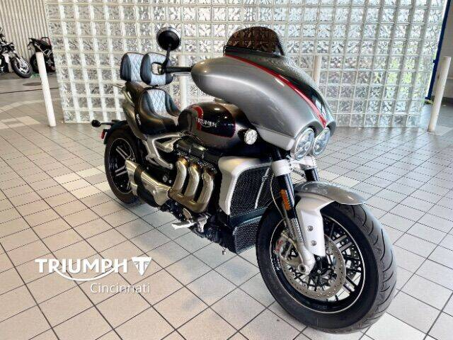 2020 Triumph Rocket 3 GT for sale at TRIUMPH CINCINNATI in Cincinnati OH