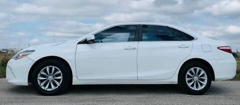 2016 Toyota Camry for sale at Palmer Auto Sales in Rosenberg TX