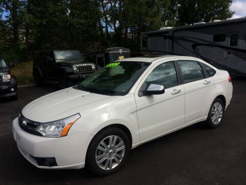 2011 Ford Focus for sale at Delta Car Connection LLC in Anchorage AK