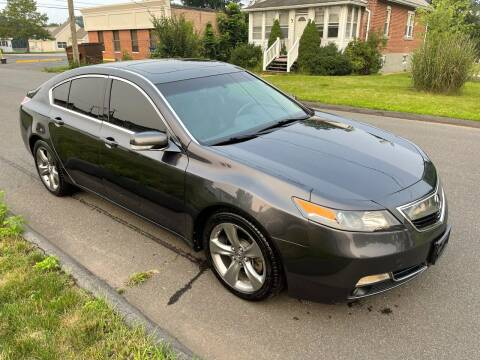 2012 Acura TL for sale at Kensington Family Auto in Berlin CT