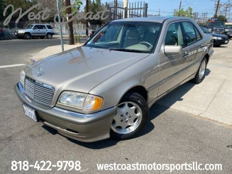 1999 Mercedes-Benz C-Class for sale at West Coast Motor Sports in North Hollywood CA