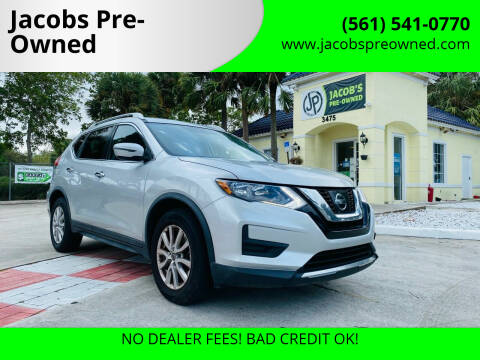 2017 Nissan Rogue for sale at Jacobs Pre-Owned in Lake Worth FL