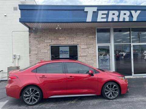 2020 Toyota Corolla for sale at Terry Auto Outlet in Lynchburg VA