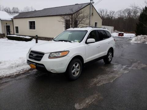 2007 Hyundai Santa Fe for sale at Wallet Wise Wheels in Montgomery NY