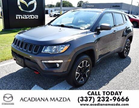 2020 Jeep Compass for sale at Acadiana Automotive Group in Lafayette LA