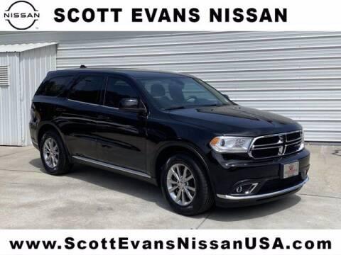 2018 Dodge Durango for sale at Scott Evans Nissan in Carrollton GA
