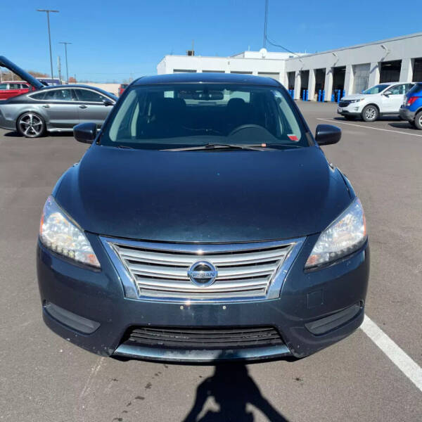 2013 Nissan Sentra for sale at American & Import Automotive in Cheektowaga NY