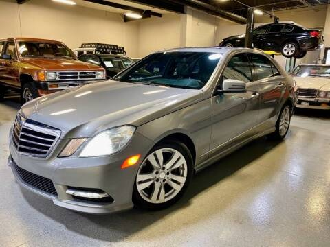 2013 Mercedes-Benz E-Class for sale at Motorgroup LLC in Scottsdale AZ